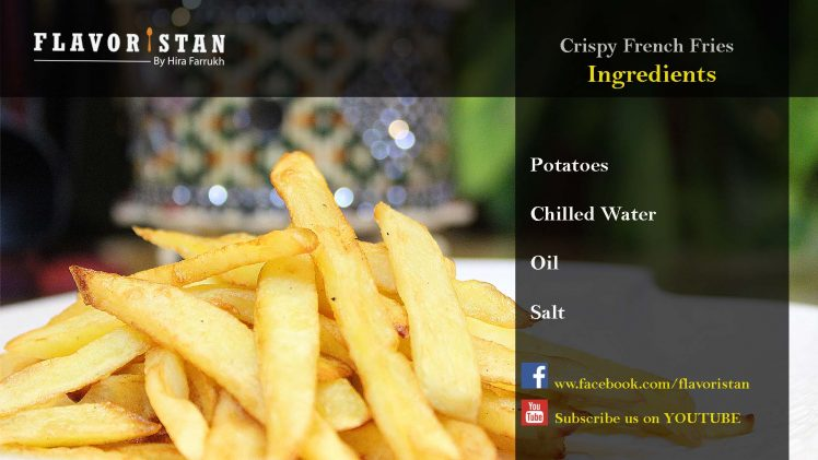 Crispy Fries Recipe Instant Video